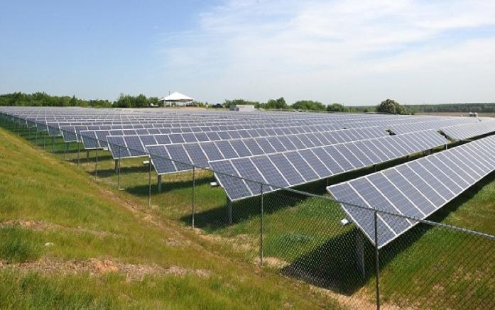 Memphis Agricenter Solar Farm Solar Memphis