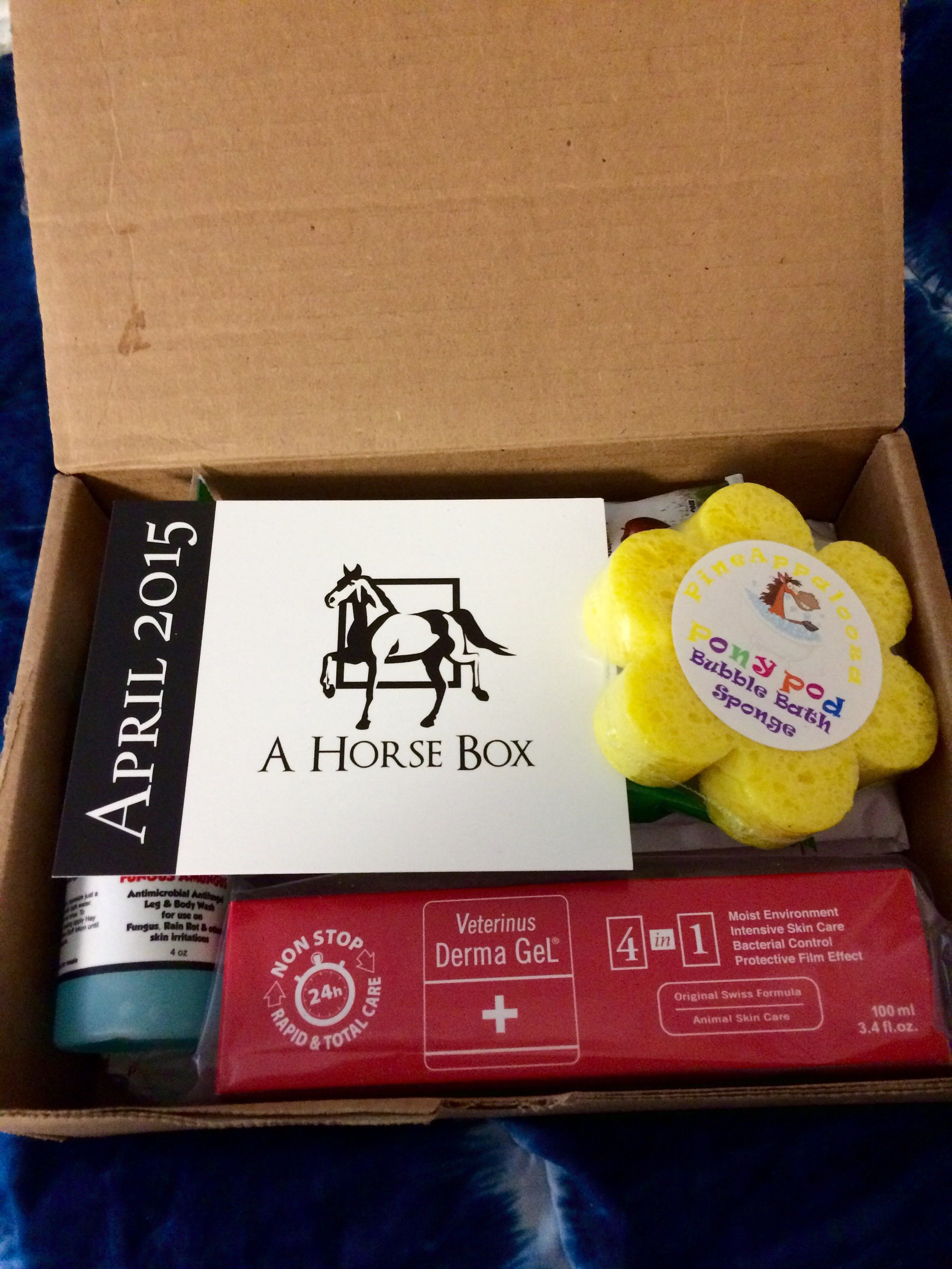Horse Nation Product Review: A Horse Box, Monthly Delivery Service