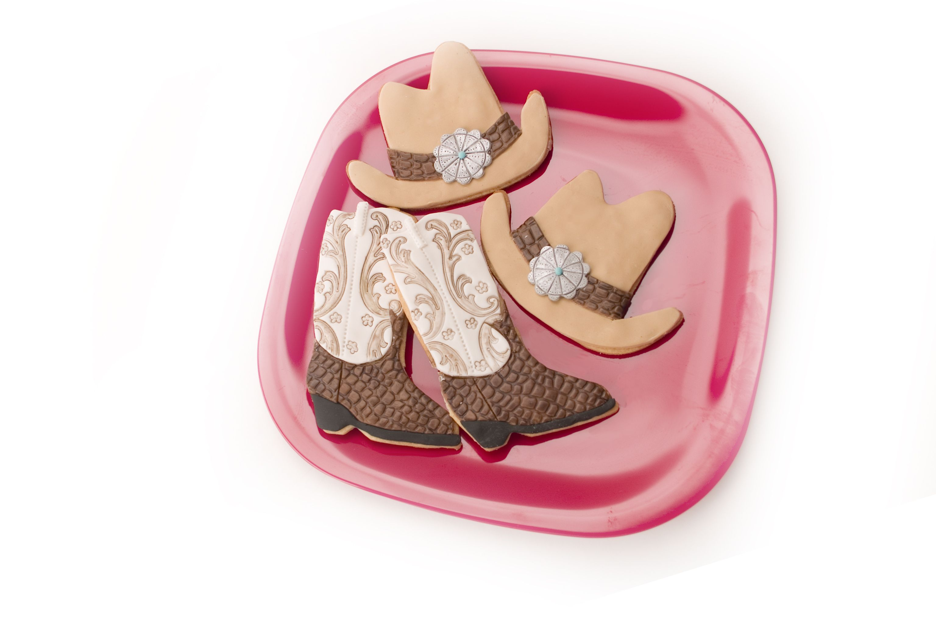 cowboy boot cookies | Cowboy Boots and Hats | Wedding cookies ...