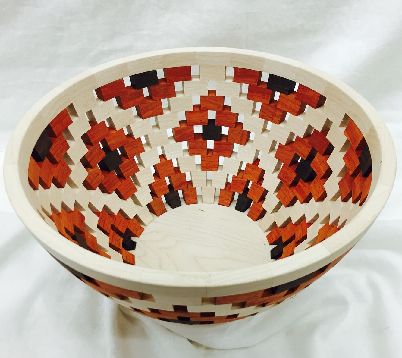 Pin By Lorna Macdougall On Garage Plans: Open Segmented Woodturning
