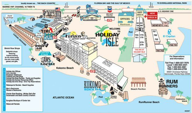 map of holiday isle in destin fl | Hotel Group, Has Assumed