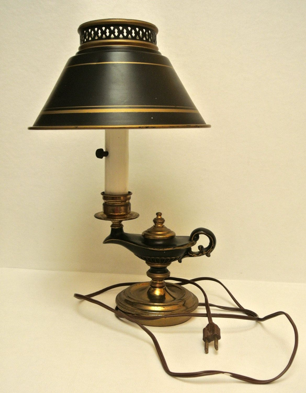 Aladdin Genie Lamp