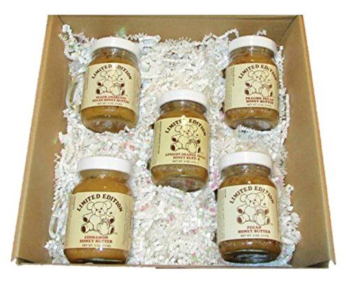 Limited Edition Honey Butter 5 Variety Gift Box