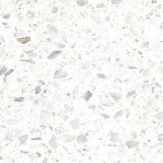 diamond white terrazzo terrazo