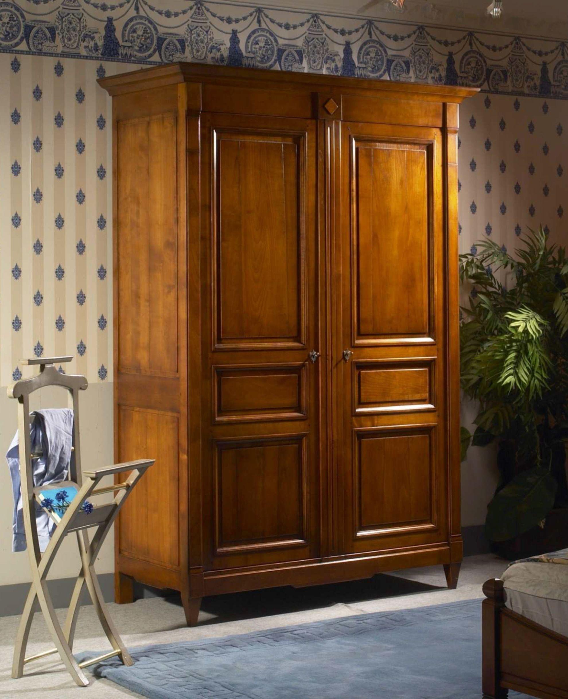 Armoire deux portes - style Directoire, meubles Richelieu | DÉCO ...