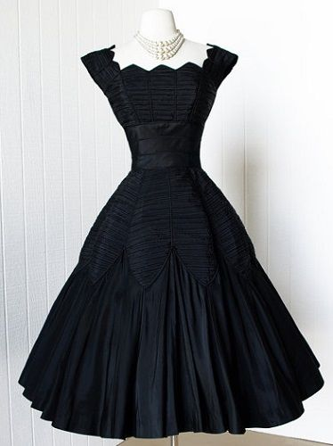 Classic Cocktail Party Dress