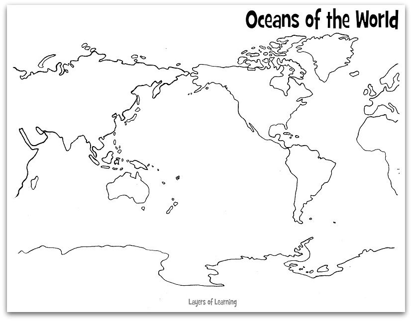 17 Best ideas about Continents on Pinterest | Geography lessons ...
