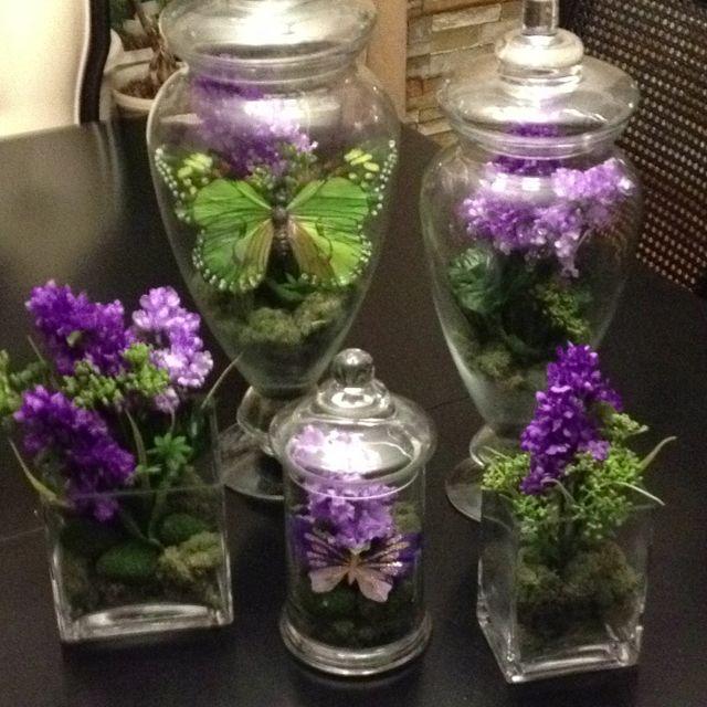 Terrariums! | Flower arrangements, Terrarium, New hobbies