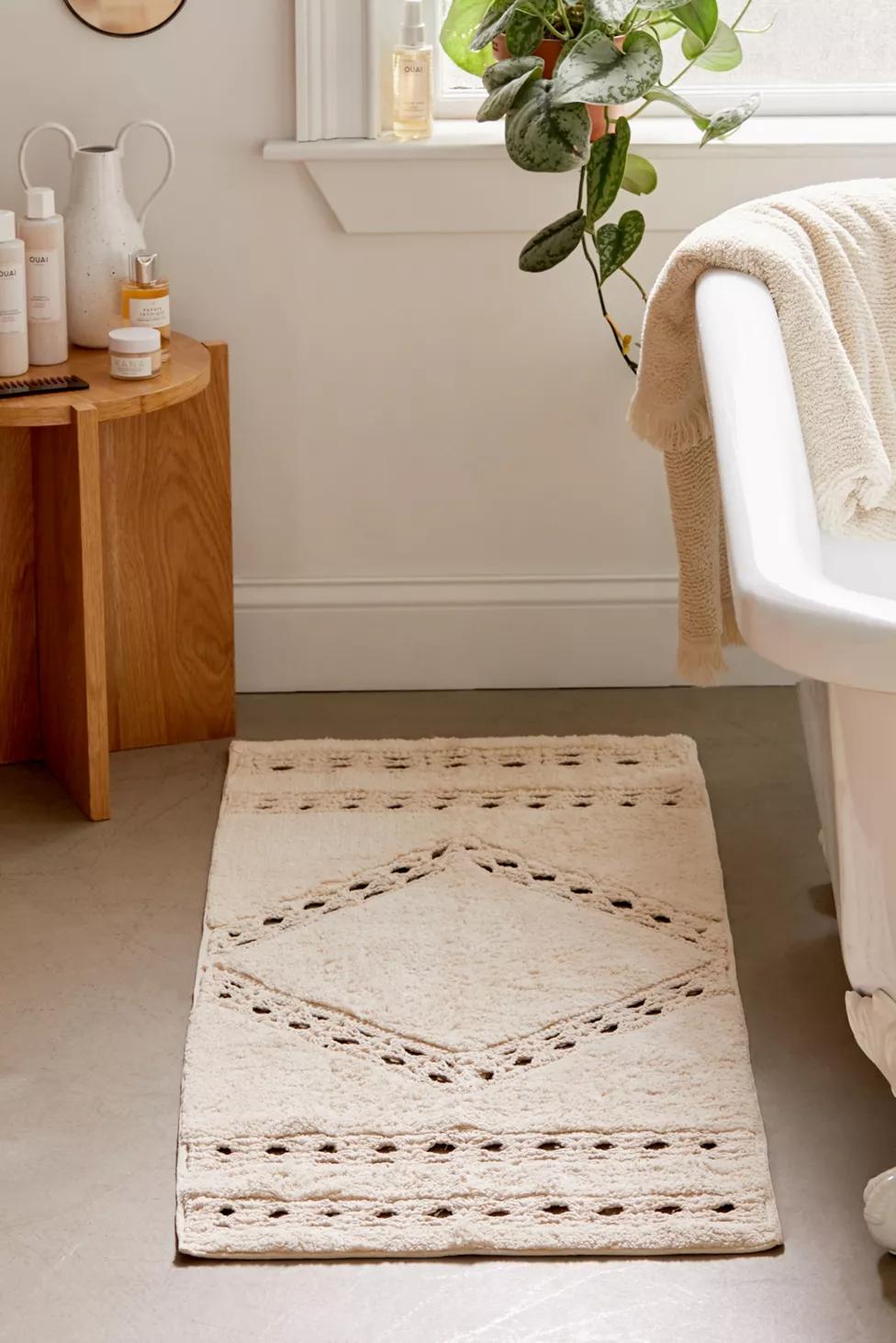 35+ Bathroom rug runner info