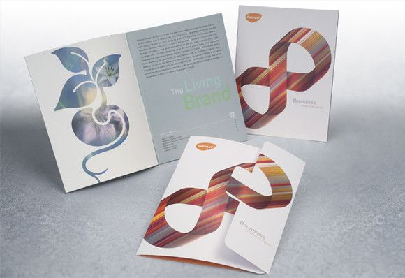 40 Unique And Beautiful Examples Of Brochure Design Brochures