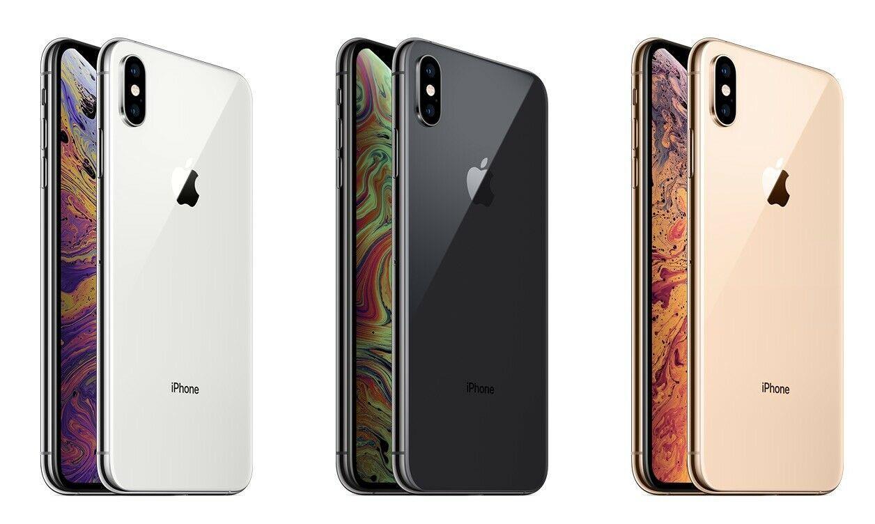 Apple iphone xs max 256gb physical dual sim unlocked 65