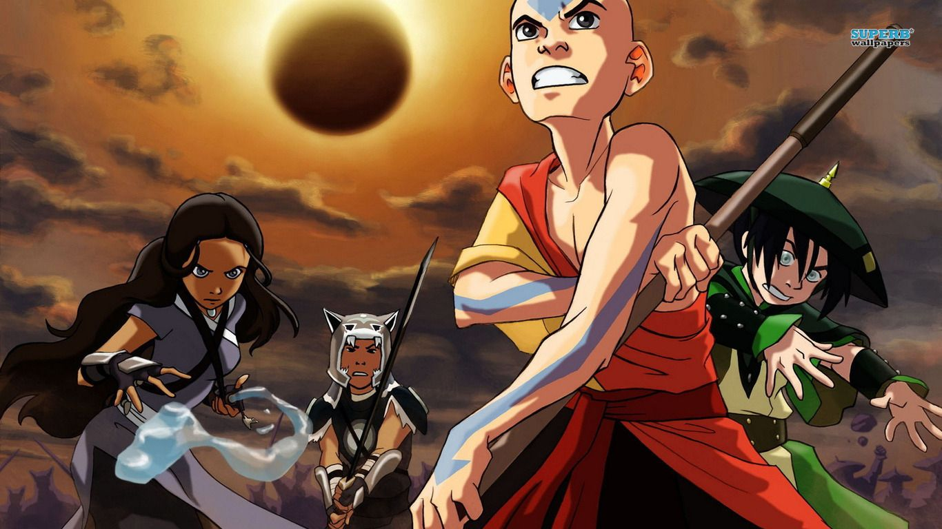 Anime Avatar The Last Airbender Wallpaper