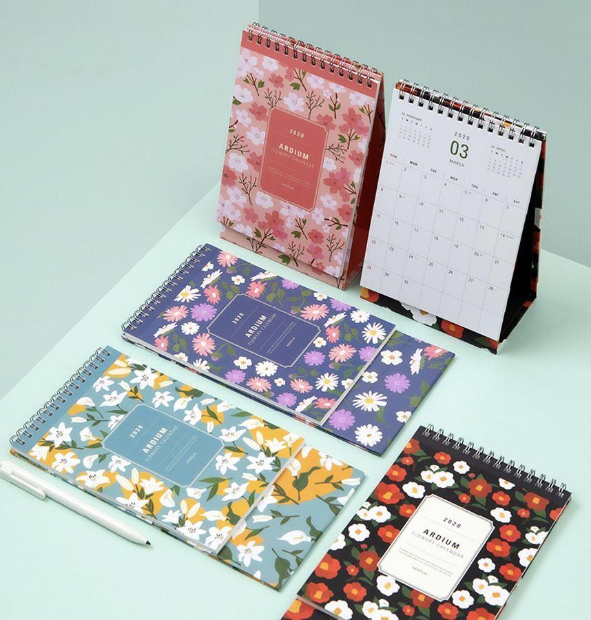 2020 Ardium Small Desk Calendar