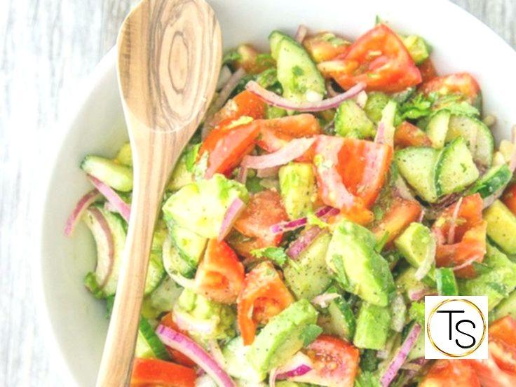 Cette salade détox bat des records sur Pinterest ! [Recette] -