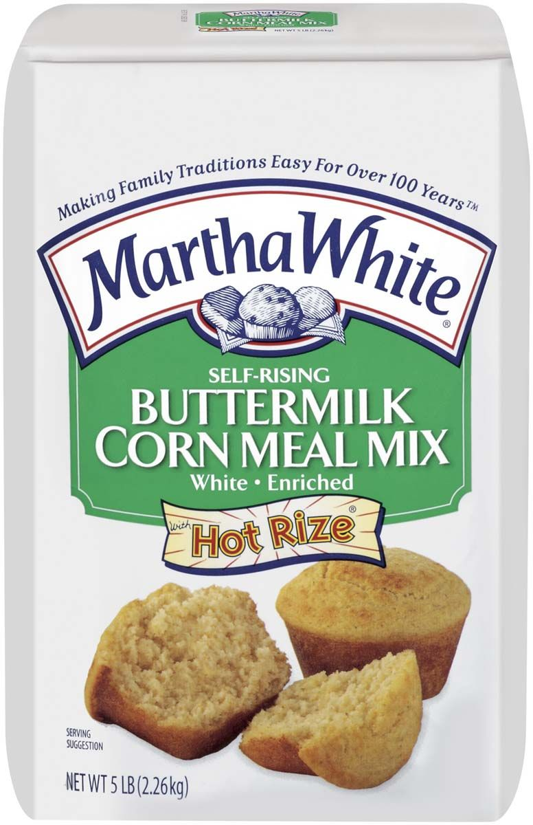 Martha White Buttermilk Cornmeal Mix They Don T Sell This Up North First Used It In Fl To Make The Best Salm Martha White White Corn Meal Buttermilk Recipes