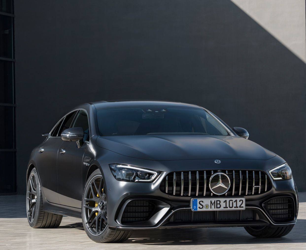 Mercedes Amg Gt63s Gt 4 Door Coupe Mercedes Benz Amg