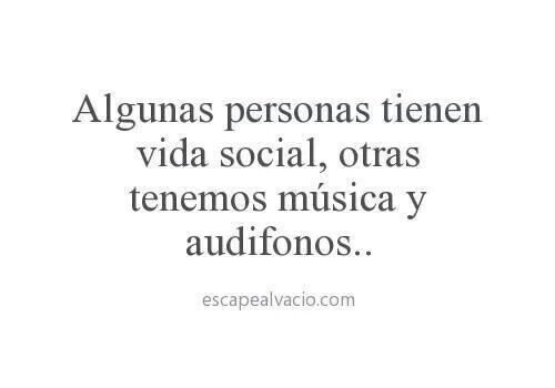 Música y audifonos... :)
