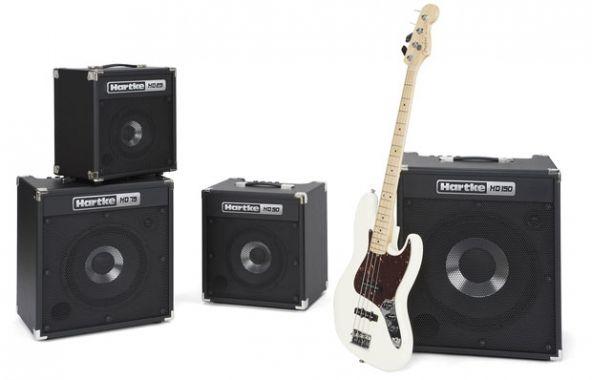 """""""HD Series"""": amplificatori per basso entry level"""