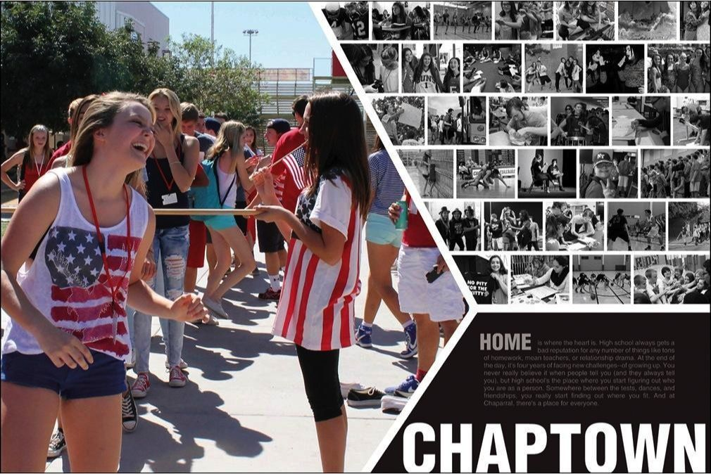 See Ya, Summer! | Yearbook design, Yearbook layouts ...  |Academic Spreads For Yearbook Ideas