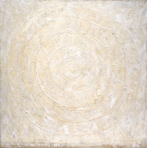 White Target | Jasper Johns