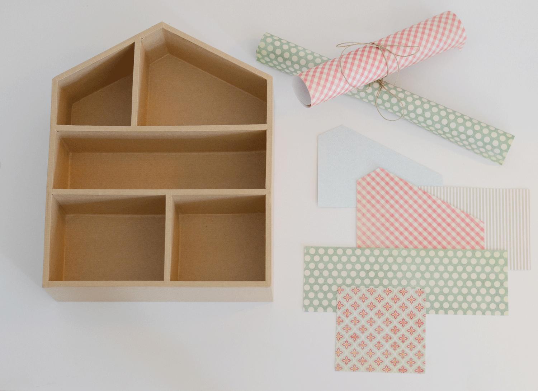 estanterias de carton paso a paso - Buscar con Google | cartonaje ...