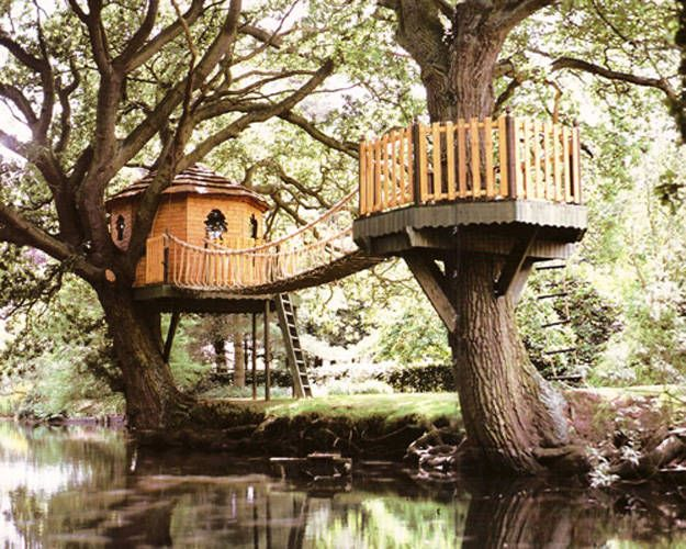 1000+ images about THINK DIFFERENT - Tree Houses on Pinterest | A ...