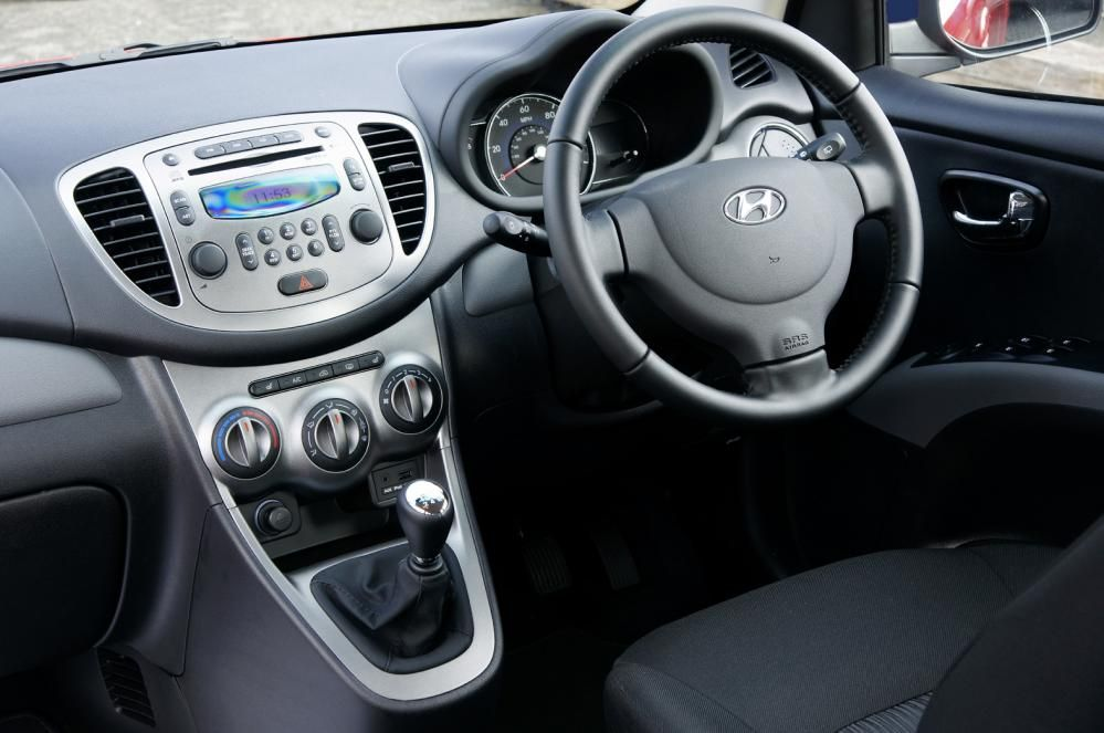 Hyundai i10 great for city driving | Eurekar