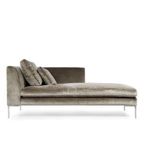 Astounding Luxury Chaise Longues Handmade In London The Sofa Chair Creativecarmelina Interior Chair Design Creativecarmelinacom
