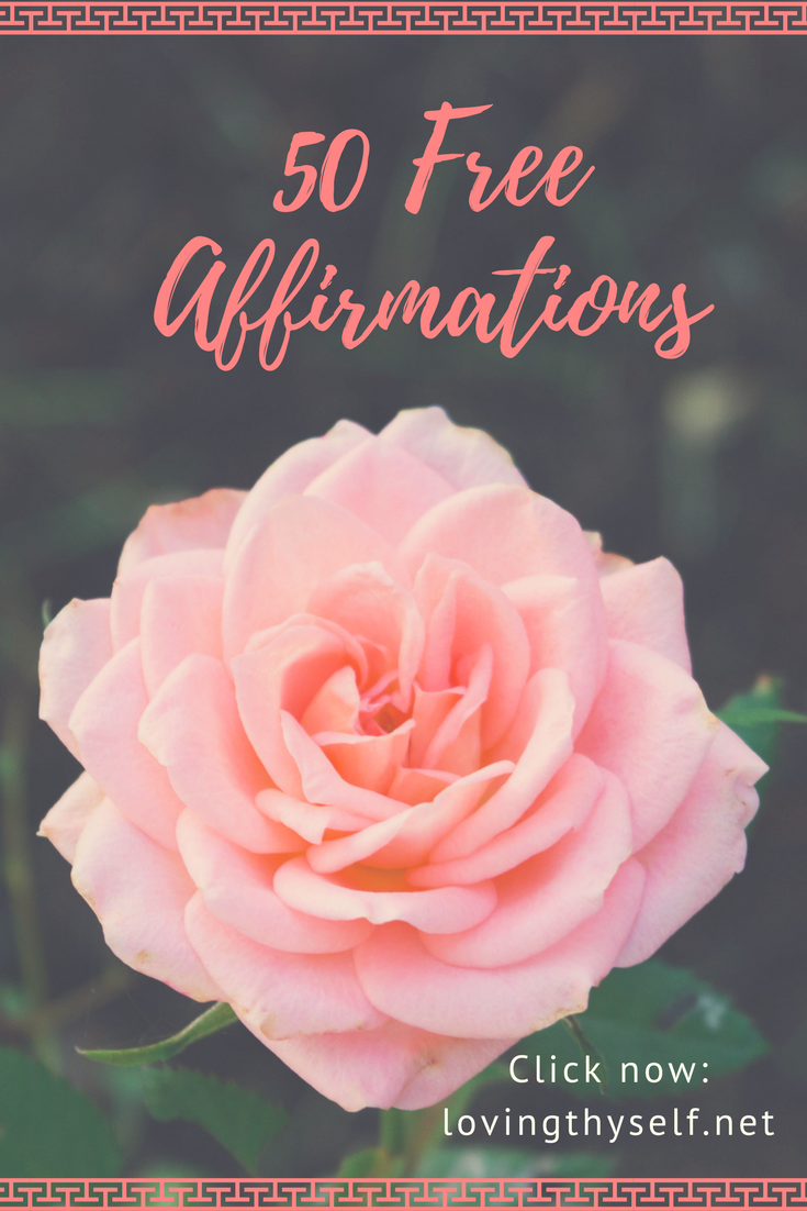 Free Daily Quotes 50 Free Daily Affirmations To Help You Heal You Are Worthyyou