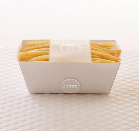 gucci fries