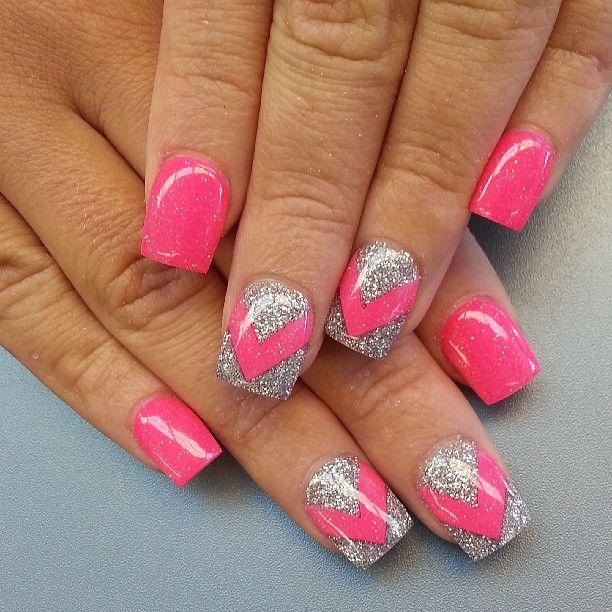 Instagram photo by thenailboss nail nails nailart - Pinterest nageldesign ...