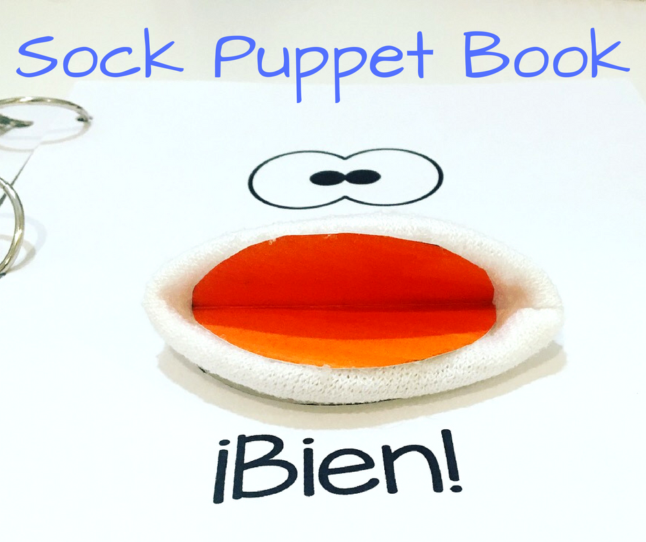 Create Your Own Interactive Sock Puppet Book