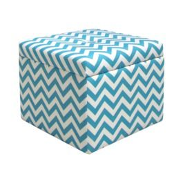 Terrific Chevron Storage Ottoman From Target Good For Storage And A Andrewgaddart Wooden Chair Designs For Living Room Andrewgaddartcom