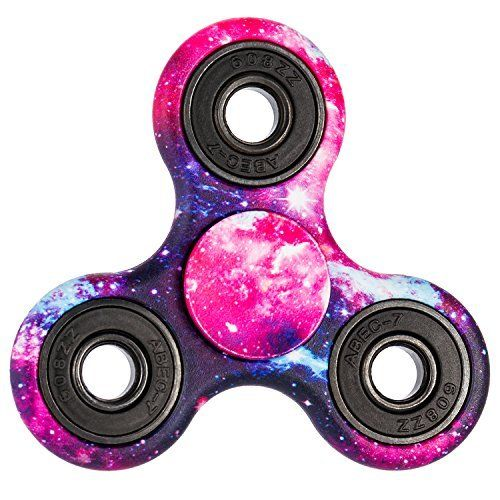 Spinferno Premium Fidget Spinner with high-quality Hybrid Si3N4 Ceramic Bearing