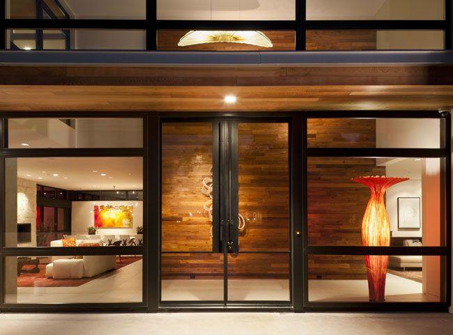 find this pin and more on doors by bbbklein door windows modern exterior - Modern Exterior Metal Doors