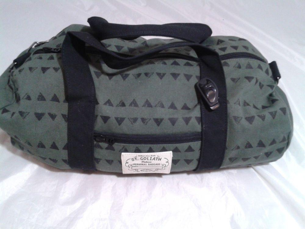 34ddc4686a St. Goliath Duffle Bag