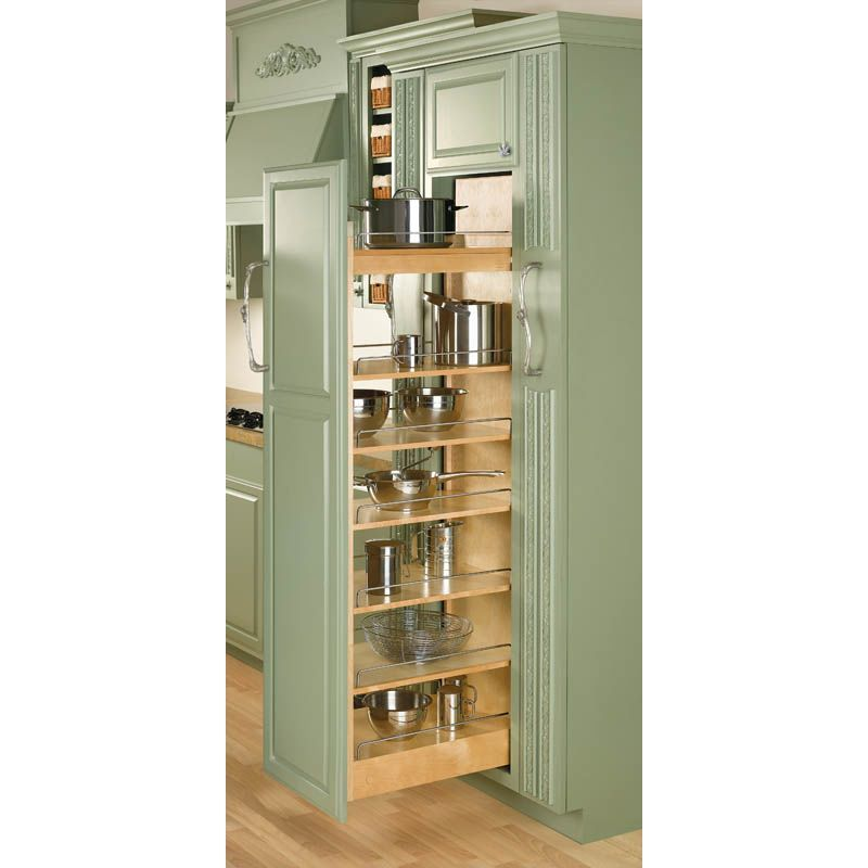 Rev A Shelf 448 Tp58 14 1 Build Com Home Kitchens Kitchen Pantry Cabinets Pantry Cabinet