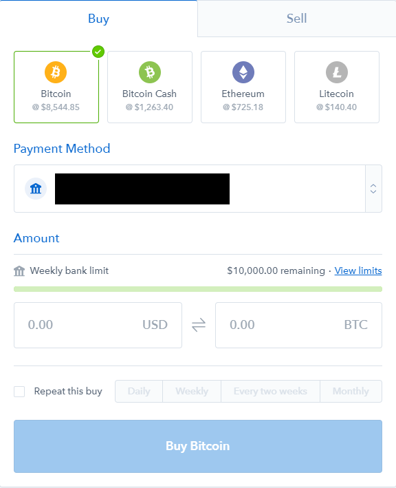 How To Get Money Out Of Coinbase Canada