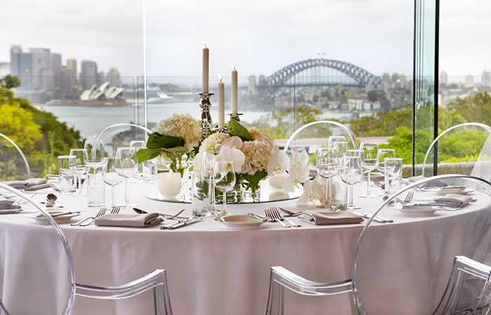 Taronga Zoo Wedding Reception Venues Sydney Event Centerpieces