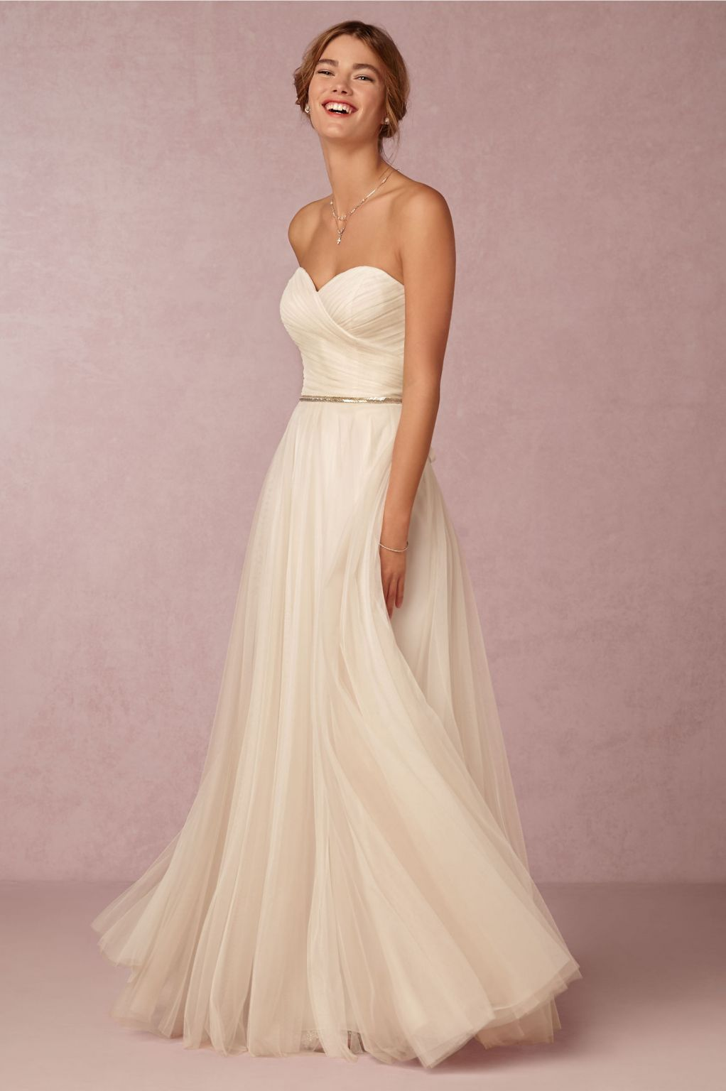 BHLDN Calla gown, $350 Size: 4 | Used Wedding Dresses | Wedding 2.0 ...