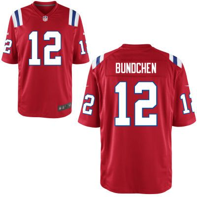 Nike Men's New England Patriots Customized Throwback Game Jersey ...