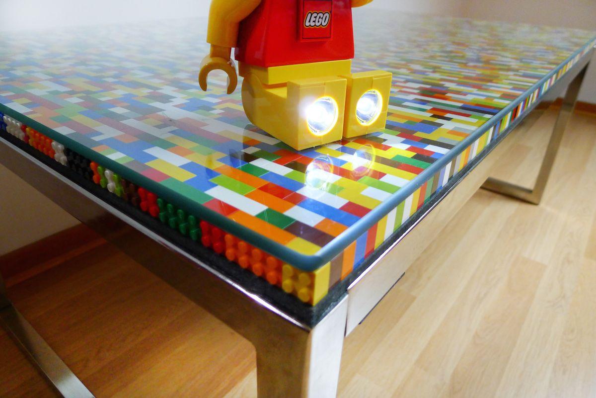 Lego Table Aurelien Metral 2