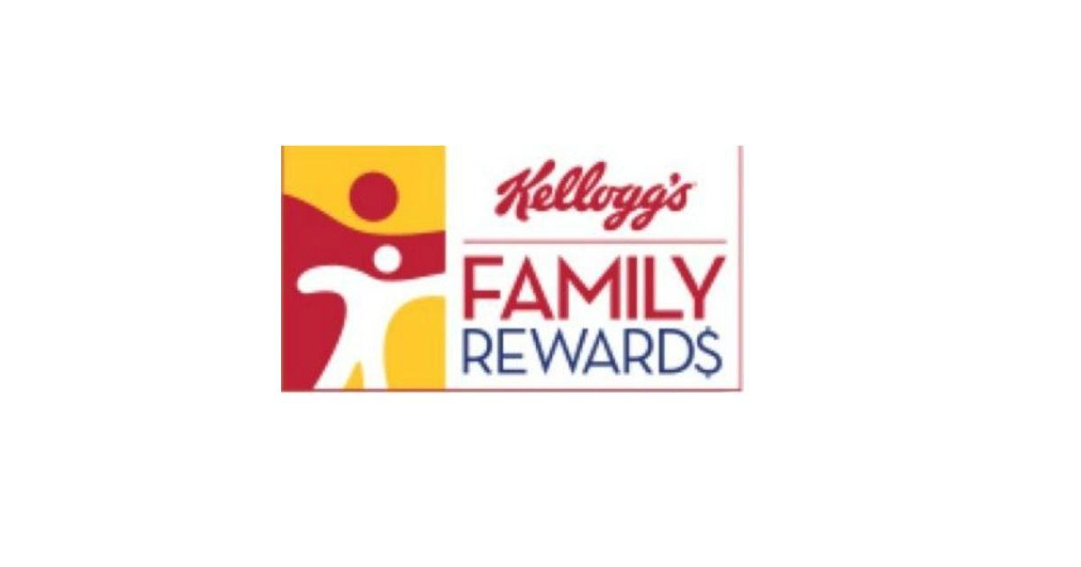 New 100 Point Kellogg S Family Rewards Code Coding Free Rewards