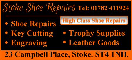 stoke shoe repairs
