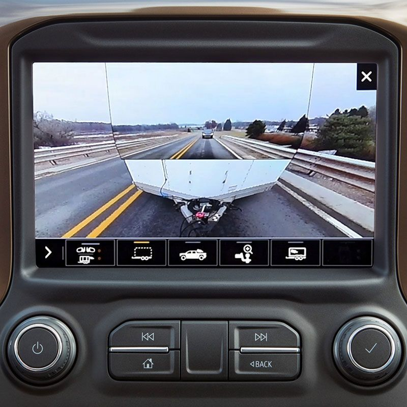 2020 Silverado 2500 Transparent Trailer Camera Auxiliary Trailer Camera Models With Cwm Pdm Uvn 84876818 In 2020 Silverado 2500 Silverado Chevrolet Accessories
