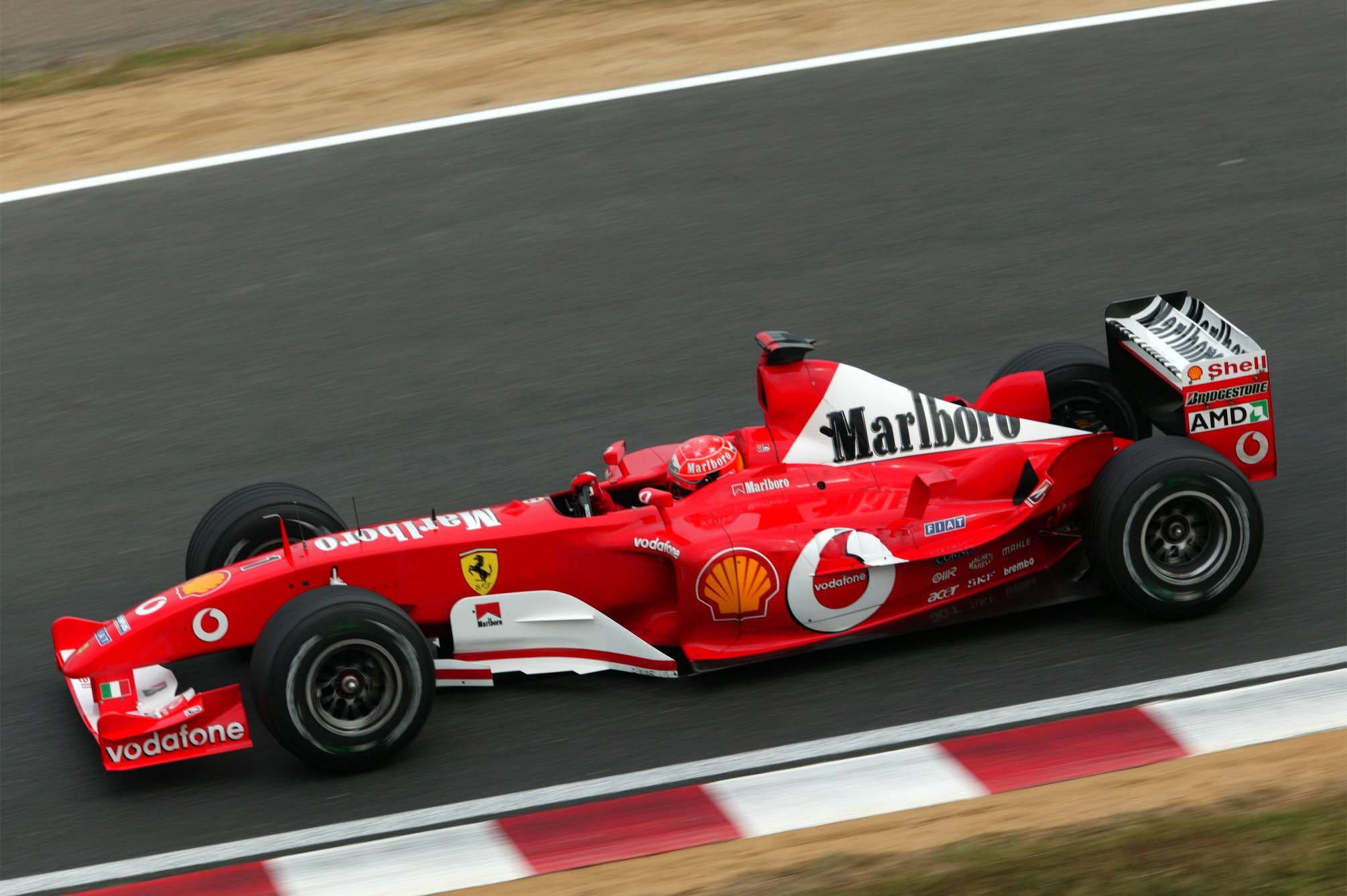 2003 gp japonii suzuka ferrari f2003 ga michael. Black Bedroom Furniture Sets. Home Design Ideas