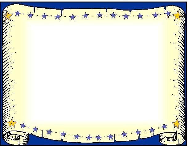 Marcos en blanco para diplomas imagui diploma Marcos de cuadros blancos