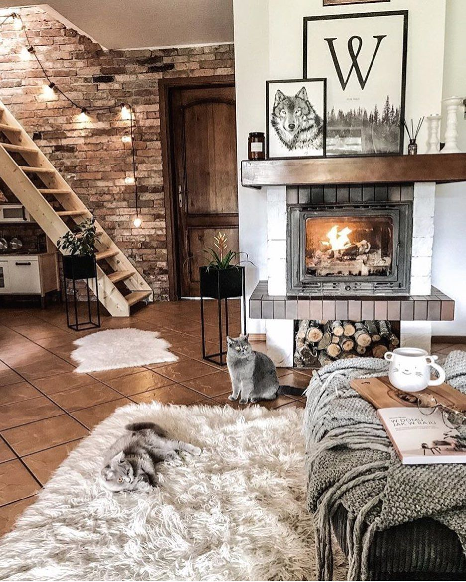 Cozyliving Room Decorating