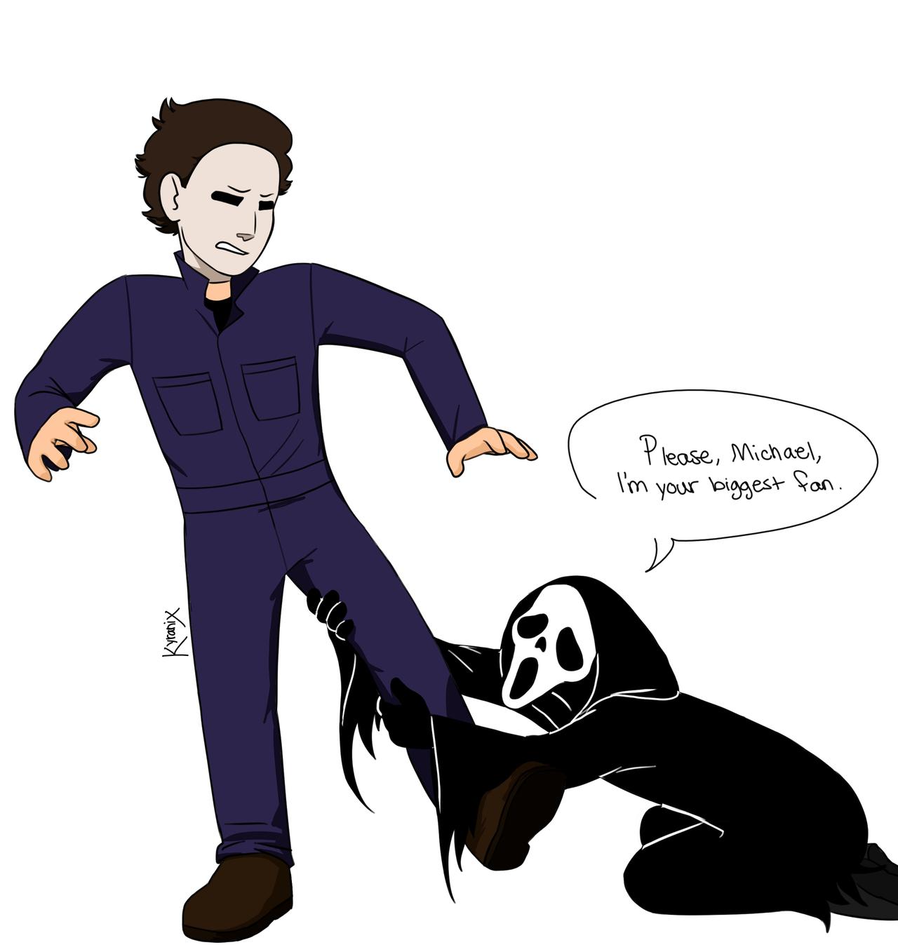 Ichael Yers Horror Movies Funny Funny Horror Horror Movies Memes