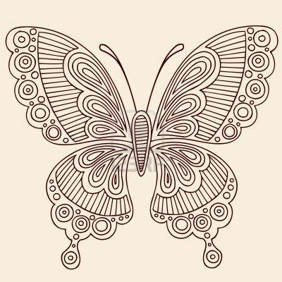 Henna Clipart Galeria Y La Realeza De Henna Vectores Gratis
